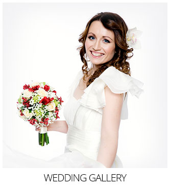 Wedding Gallery -  Nina Radovanovic professional makeup artist